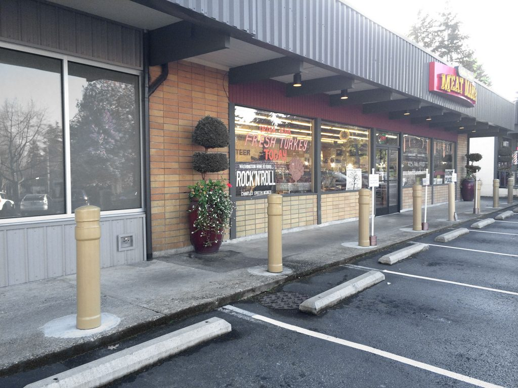 Bollard Pros - A leading supplier of security bollards and traffic safety posts to a wide range of businesses and industries.